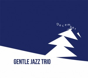 okladka  december gentle jazz trio
